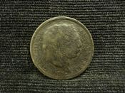 George III, One Shilling (Contemporary Forgery in Brass), Poor, FT278